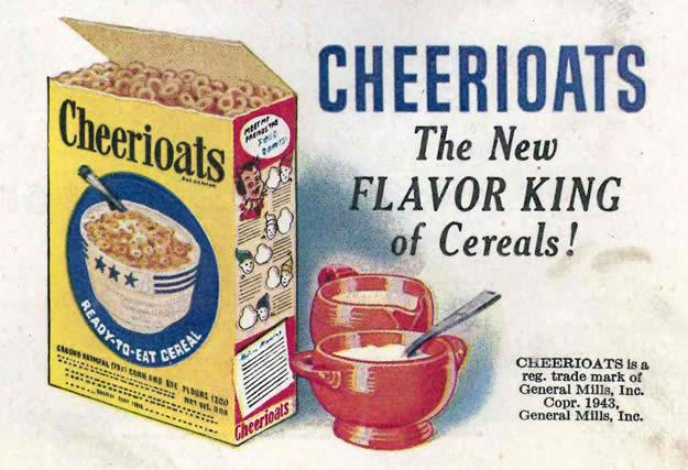 CheeriOats
