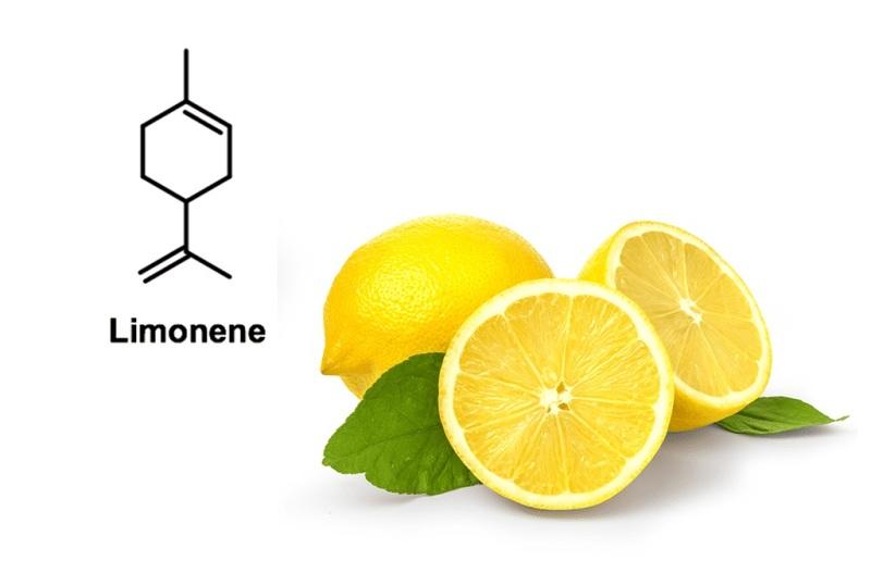 Limonene structure